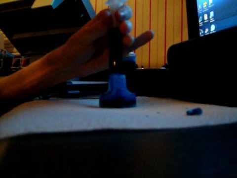Refilling HP 02 Ink Cartridges