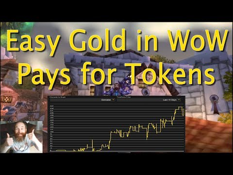 How to make easy Gold in WoW for Tokens - LEGION 7.3 Enchanting