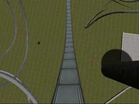 my gmod roller coaster