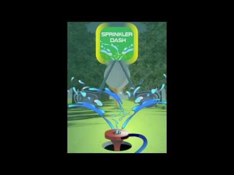 SprinklerDash Gameplay Trailer Promo - Developed by Android Apps Developers from AIS Technolabs