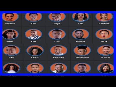 BBNaija 2018: Housemates nominated for eviction | Big Brother Naija: Double Wahala 2018