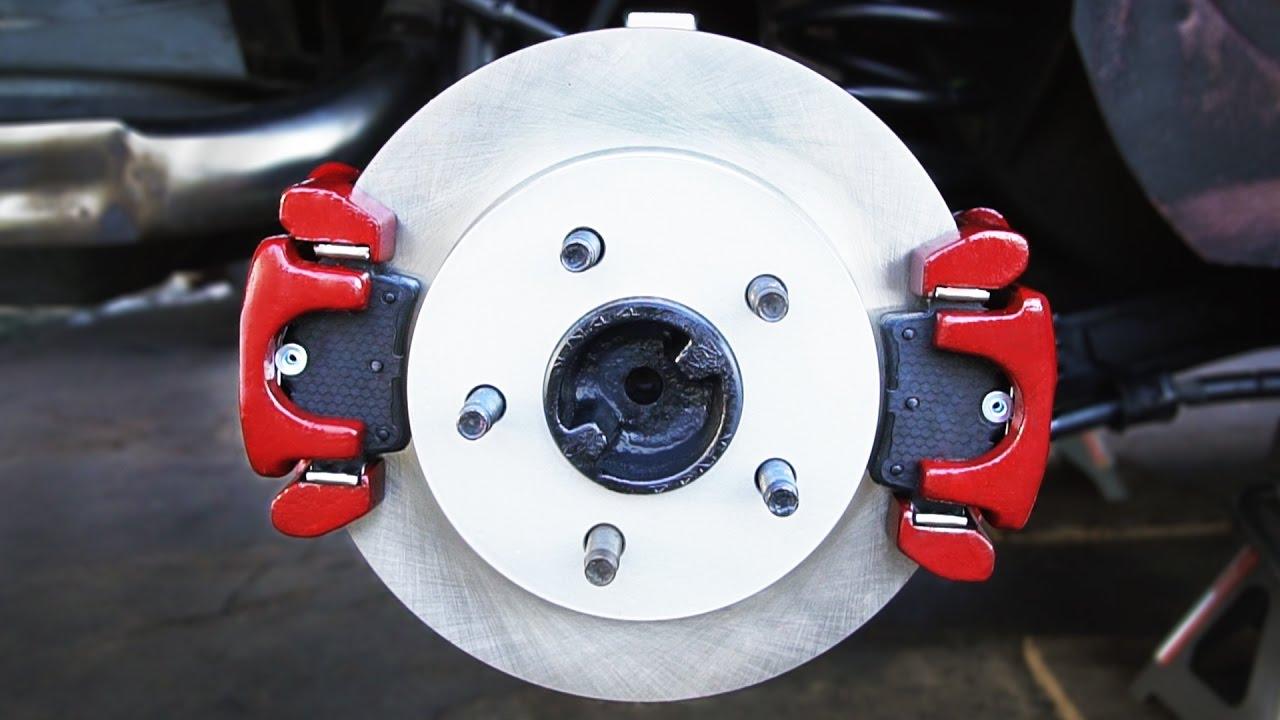 How to Install Dual Brake Calipers