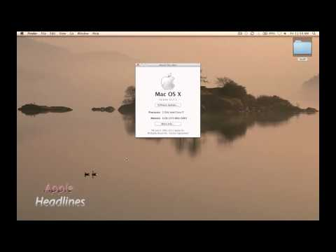 How to find your serial number on Mac OS X Lion