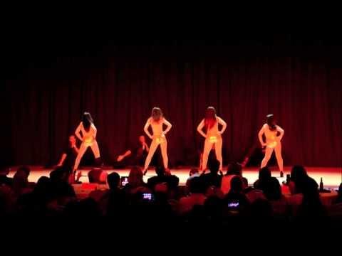 DC Bachata Congress - Bachata Merengue Fusion - LFX Dancers