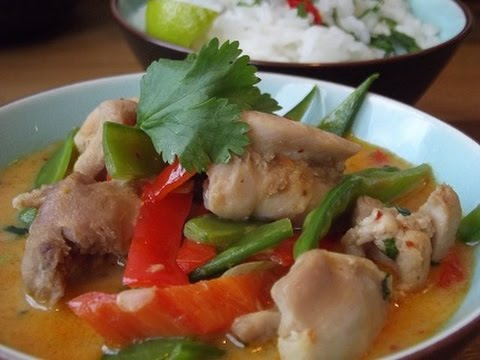 Slimming World Red Thai Curry