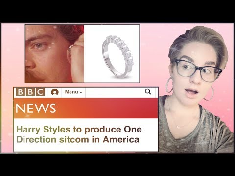 HARRY PRODUCING A SITCOM, PROOF OF LOUIS AT HARRY'S CONCERT, DISRESPECTFUL HARRY FANS