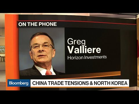 Trump to Force China to Bargaining Table, Says Valliere