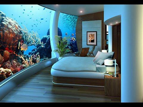Poseidon Undersea Resort, Private Island in Fiji