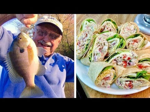 Bluegill Salad Is The Quest (live bait or lure, which is best?)
