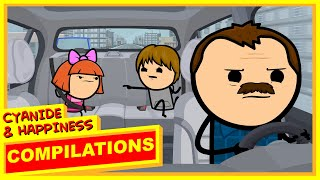 Cyanide & Happiness Compilations - Families