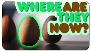 Zen Egg - Where are they NOW?