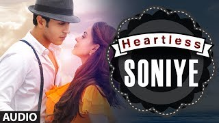 Heartless: Soniye Full Song (audio) | KK | Adhyayan Suman, Ariana Ayam