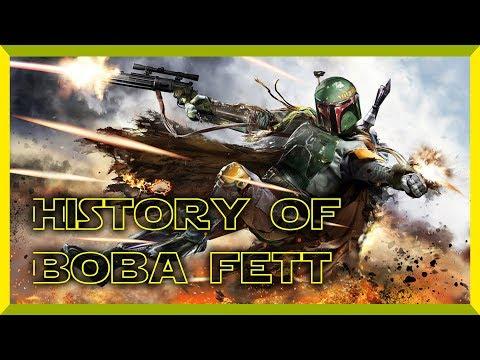 Star Wars History of Boba Fett