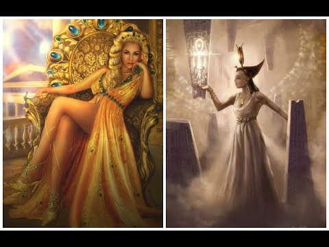 The Truth about God the Mother | Pagan Queen of Heaven