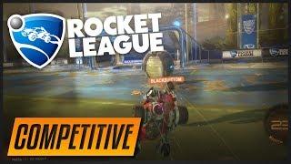 Rocket League Funny Moments -
