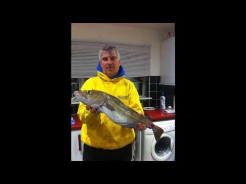 Ep  183 Tony Kirrage, Shore & Carp Fishing Part 2
