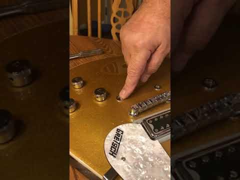PG Guitar Repair Proper way to remove bridge pins without damaging guitar.