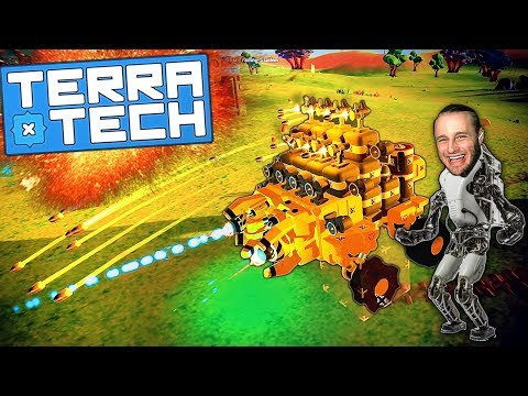 Meeting Crafty Mike!! - TerraTech #5
