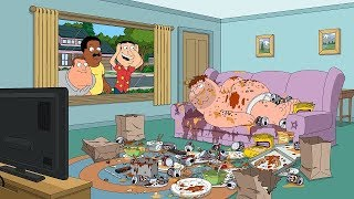 Peters Disgusting New Habit - Family Guy