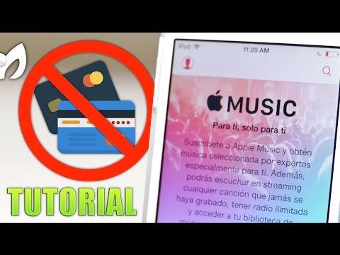 Cómo usar #AppleMusic SIN CREDIT CARD (Desactivar Renovación Automática)