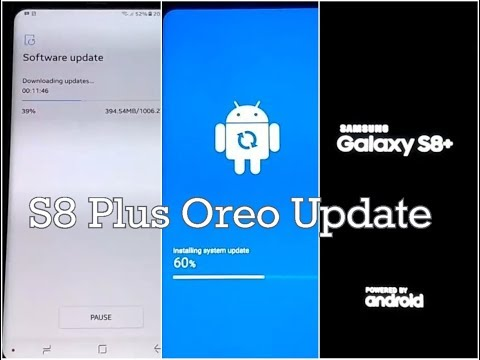 S8 Plus Oreo Update Indonesia | Antutu Benchmark Setelah Update