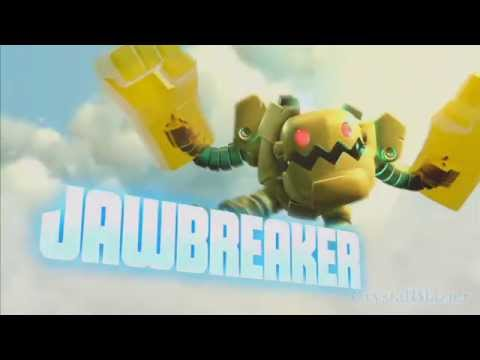 Skylanders: Trap Team - Jawbreaker's Soul Gem Preview (Down for the Count)
