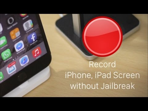 How To Record Iphone Screen On Ios 8384 Without Jailbreak