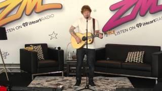 Ed Sheeran  Wake Me Up Live