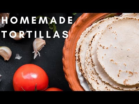 HOMEMADE TORTILLAS | Craftsy