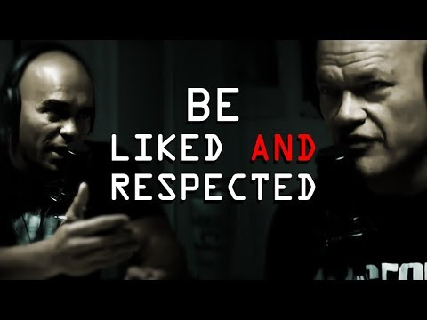 How to be Liked While Maintaining Discipline and Authority - Jocko Willink and Echo Charles