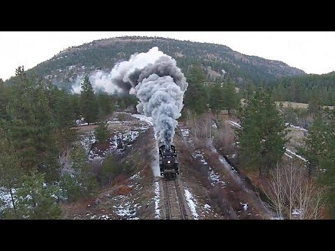 Kettle Valley Steam Railway - Summerland, BC