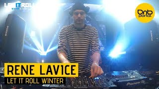 Rene LaVice - Let it Roll WInter SK 2017 [DnBPortal.com]