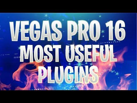 Vegas Pro 16: The Most USEFUL Plugins - Tutorial #394
