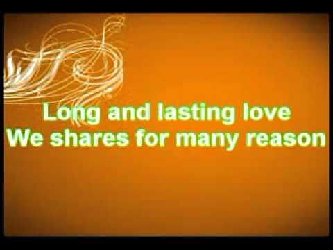 Long And Lasting Love   Glenn Medeiros lyrics
