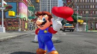 Super Mario Odyssey - Nintendo Switch | official trailer (2017)