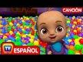 Johny Johny Sí Papá | Abre La Puerta | ChuChu TV 3D Canciones Infantiles