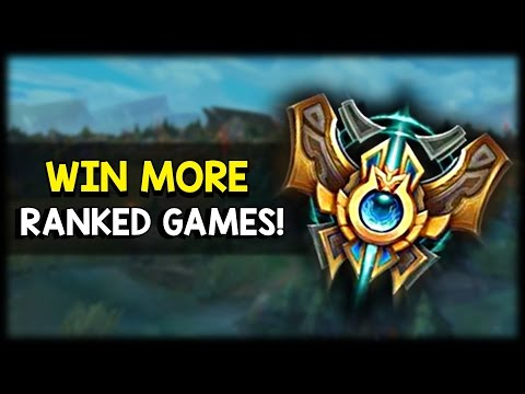 How to Improve and Win More in League of Legends!