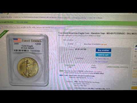 Bonus eBay bucks take 2