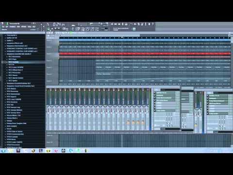 How to mix Kick and Bassline(Trance Basics)