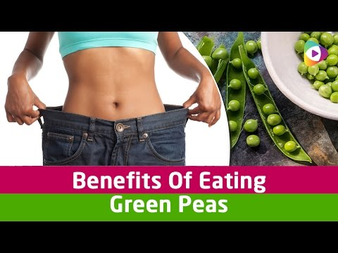 Benefits Of Eating Green Peas - Health Tips