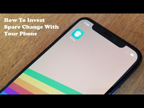 How To Invest Spare Change With Your Phone - Fliptroniks.com