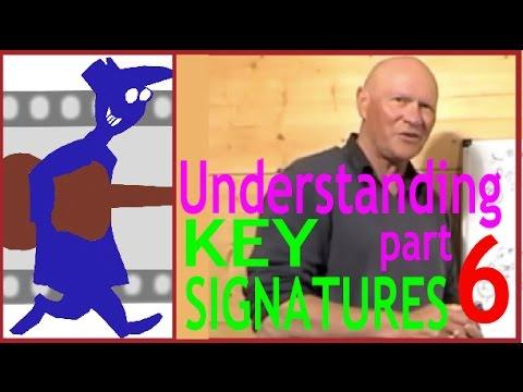 Understanding Key Signatures - Part 6
