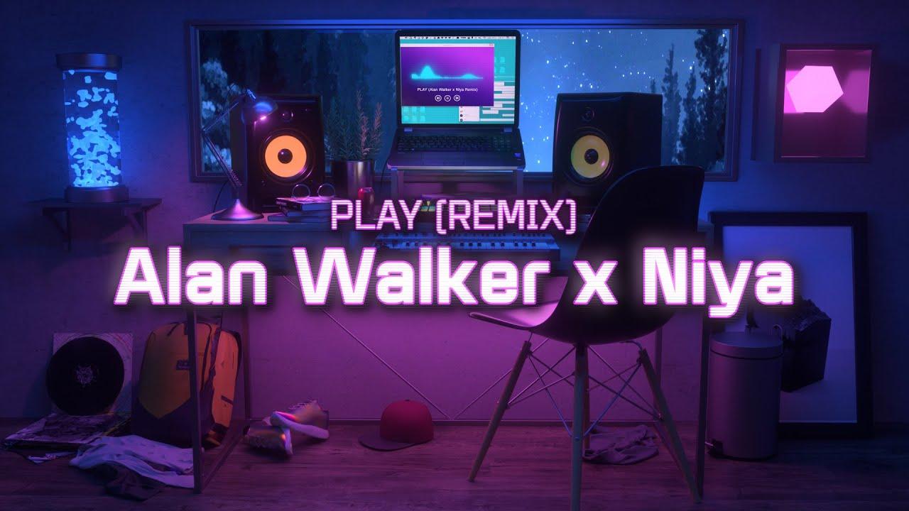 K-391, Alan Walker & Tungevaag - Play - Niya & Alan Walker Remix (feat. Mangoo & Niya)