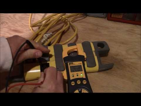 How to use a multimeter to check an outlet 101