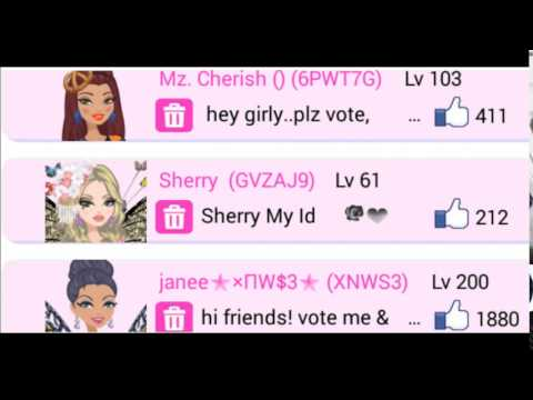 Star Girl id  Friends Code