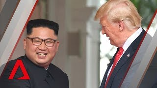 Trump-Kim summit: Top 10 moments