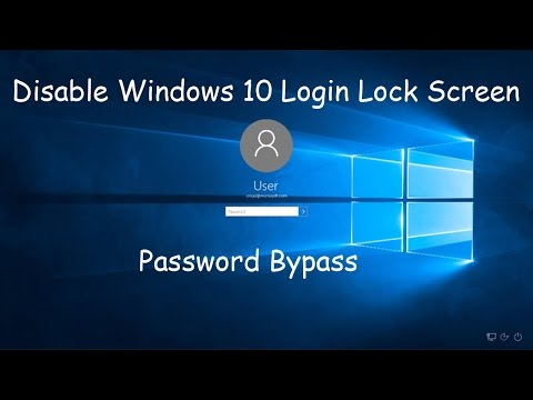 (Hindi) How can remove password Login in Windows 10.......100% working.