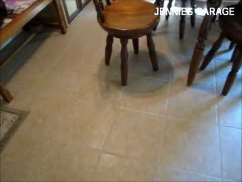 How To Determine If Your Subfloor Can Support Ceramic Tile Floor - With Visual Aids!!