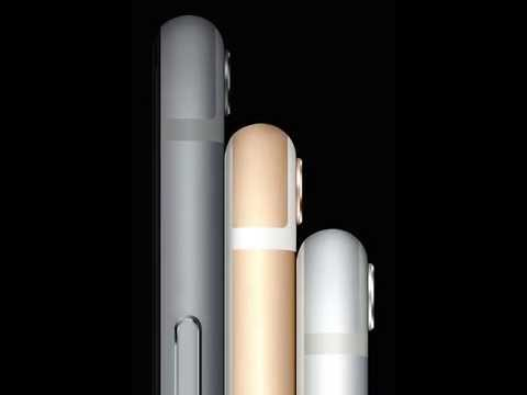 iPhone 6 Plus Apple Store Screensaver