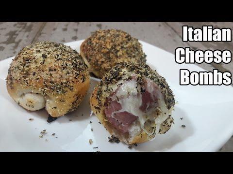 Italian Cheese Bomb Recipe | Episode 396